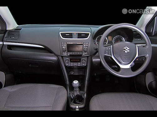 2011 Maruti Suzuki Swift Interior-img1