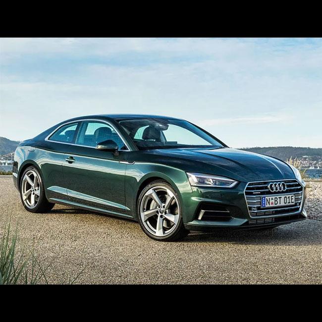 2017 Audi A5 Sedan features