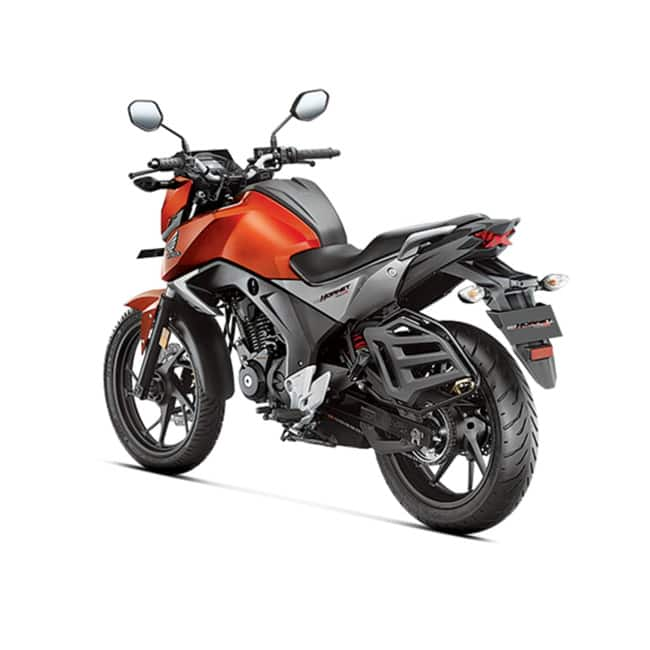 2017 honda cb hornet 160r is powered with 162cc engine. Black Bedroom Furniture Sets. Home Design Ideas