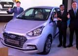 2017 Hyundai Xcent Facelift launched; check out new features and price!