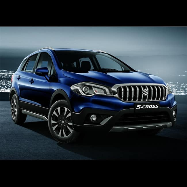 2017 Maruti Suzuki S-Cross Facelift engine