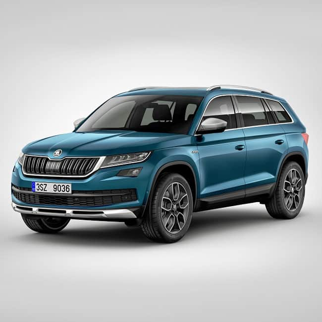 2017 Skoda Kodiaq SUV launching soon in India