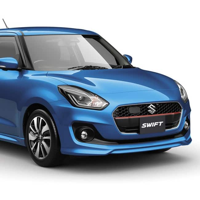 Maruti Swift Now To Have Amt Automatic Transmission In Top: 2017 Suzuki Swift Comes With A New Sporty Look
