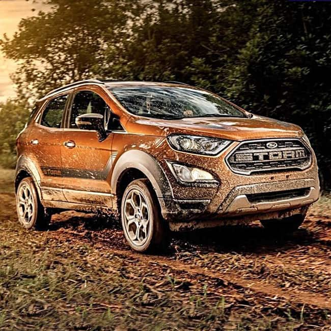 Ford Ecosport St: 2018 Ford EcoSport Storm Price