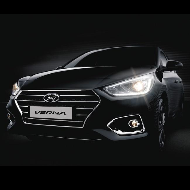 2018 Hyundai Verna price