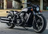 2018 Indian Scout Bobber to make India debut at IBW 2017 on November 24: Features and specifications