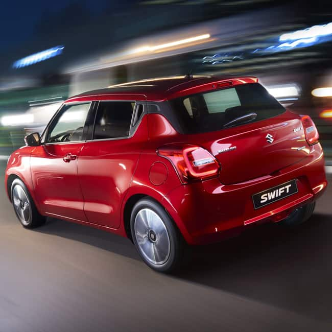Suzuki Swift Sport: 2018 (Maruti) Suzuki Swift Sport Revealed