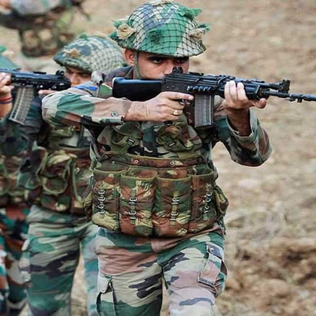 3 terrorists gunned down at Pulwama encounter by army in Jammu   Kashmir