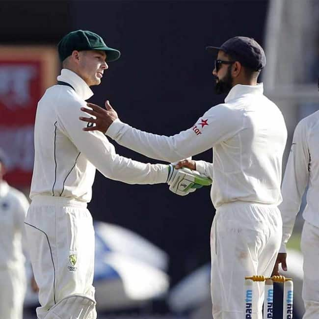 3rd test of India and Australia drawn on day 5