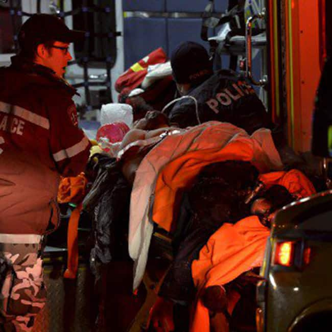 5 killed in Quebec City mosque shooting