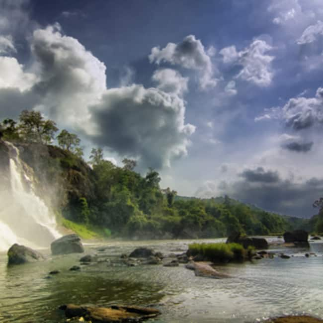 A Beautiful View Of Waterfall In Coorg Karnataka Here Are 6 Amazing Eco Tourist Destinations