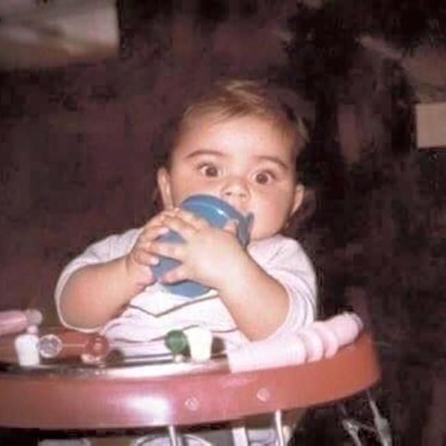 These cute pics of Virat Kohli's childhood will make you ...