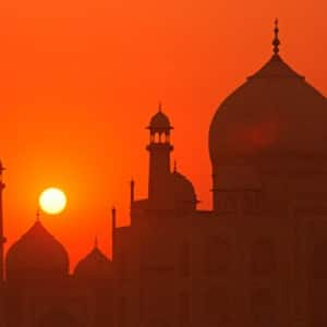 Photo Album of the Day: Check out the beautiful pics from India taken at the time of Sunset!