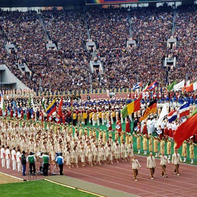 Image result for moscow olympics beginning