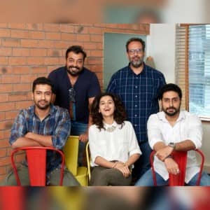 Manmarziyaan first look pictures