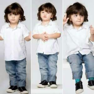 AbRam birthday special: Pictures that prove Shah Rukh Khan's son is cuteness overloaded