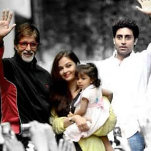 10 adorably cute pictures of Bachchan's superstar Aaradhya proving that she is a momma's girl!