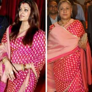 IN PICS: 7 instances proving that Bachchans, from Amitabh to Aishwarya DO NOT MIND repeating outfits!