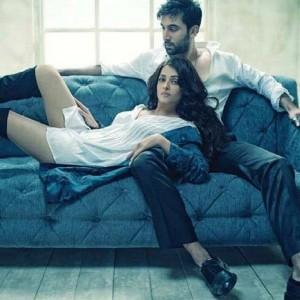 Aishwarya Rai Bachchan and Ranbir Kapoor's crackling chemistry spills in Filmfare shoot after ADHM trailer!