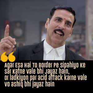 Jolly LLB 2 trailer: 8 dialogues which prove that Akshay Kumar starrer movie will be a complete entertainer!