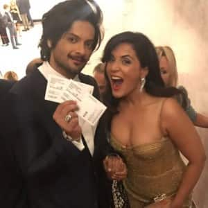 PHOTOS: Fukrey actor Ali Fazal attends Venice Film Festival with alleged girlfriend Richa Chaddha