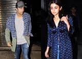 Zoya Akhtar parties with close pals Shah Rukh Khan, Alia Bhatt, Ranbir Kapoor at her residence