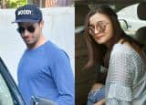 Love birds Sonam Kapoor- Anand Ahuja, Alia Bhatt- Sidharth Malhotra's SUNDAY well spent!
