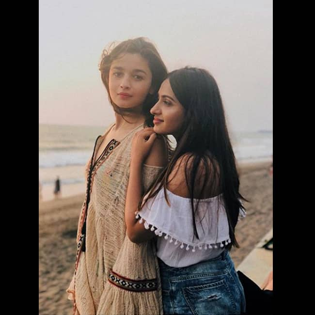 Alia Bhatt in Bali for New Year vacation
