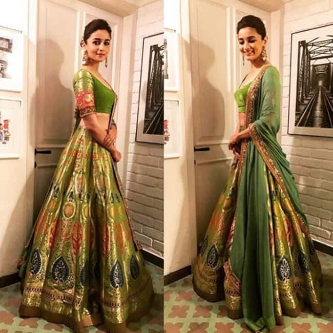 Bollywood celebs prove that BROCADE is fabric of the ...