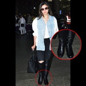 Bollywood divas provide a winter style guide with their trendy boots