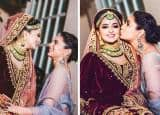 Alia Bhatt was a royal Rajasthani bridesmaid at her childhood friend's wedding