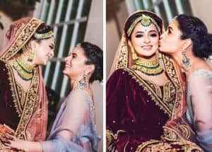 Alia Bhatt was a royal Rajasthani bridesmaid at her childhood friend's wedding