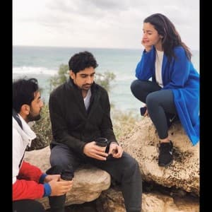 Brahmastra first look pictures
