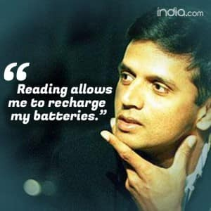 10 Inspirational quotes by Rahul Dravid