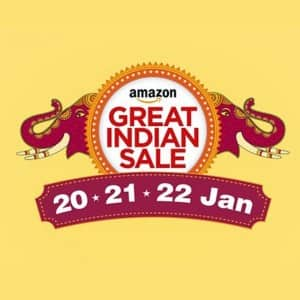 Amazon Great India Sale: Check out discounts and offers on electronic products