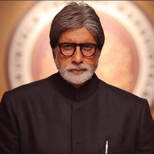 Amitabh Bachchan in Mohabbatein