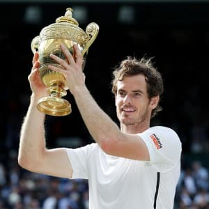 Andy Murray's Wimbledon 2016 victory in pics!