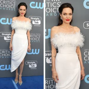 Critics' Choice Awards 2018: Best and worst dressed stars of the evening