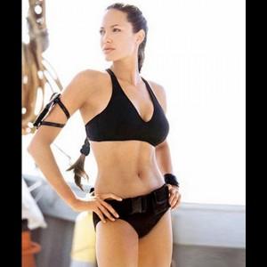 Hot Angelina Stills Jolie#1