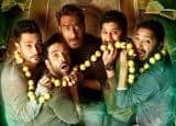 Golmaal Again first look pictures!