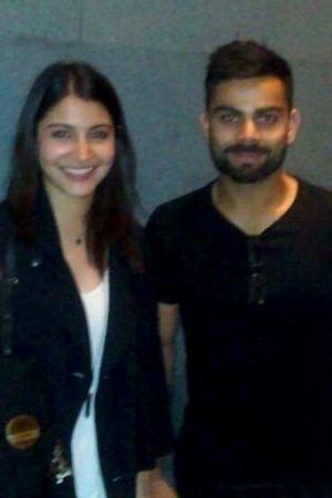 Spotted ! Anusha Sharma and Virat Kohli dine together after IPL match