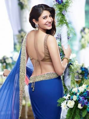 Anushka Sharma hot and sexy pictures!