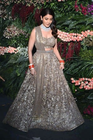 PICS: Virat Kohli and Anushka Sharma's Mumbai reception was no less than an award function