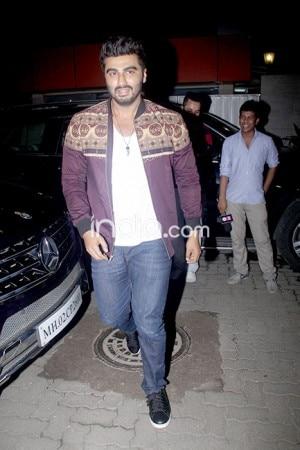 Katrina Kaif's birthday bash: Arjun Kapoor, Karan Johar, Sidharth Malhotra spotted at the party!