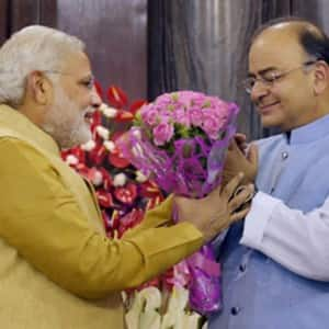 On Arun Jaitley's 65th birthday, check out pictorial synopsis of his life