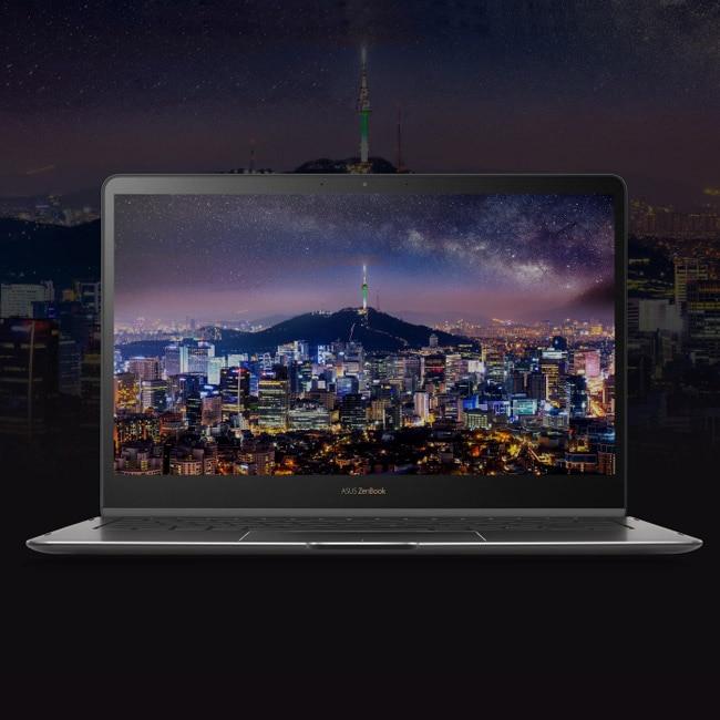 Asus ZenBook Flip S display