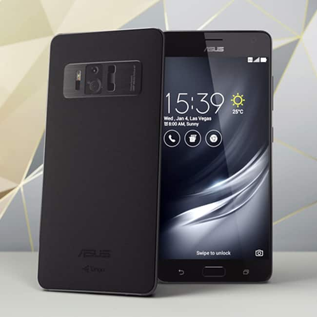 Asus Zenfone AR display