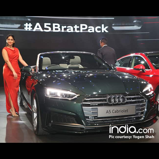 Audi India launches the second generation of A5 range in India
