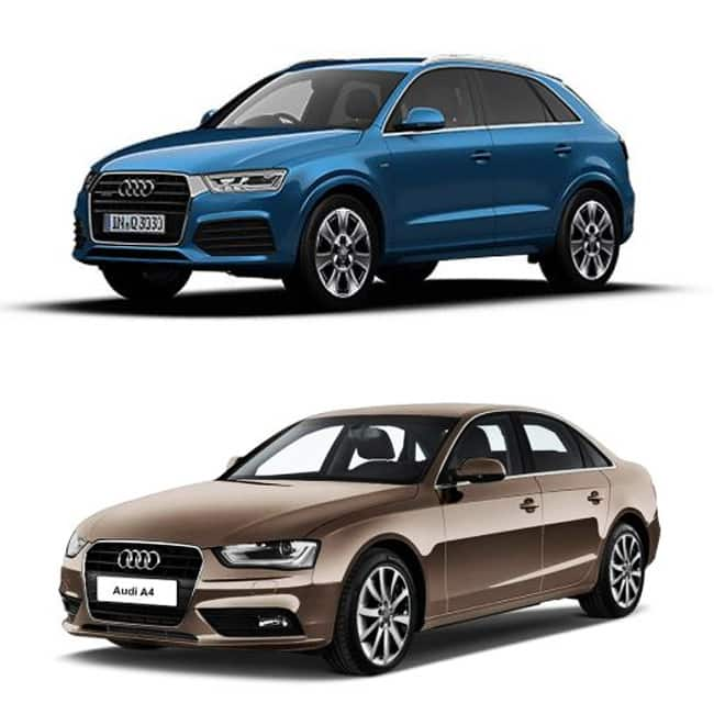 Audi is offering extended warranty of 3 years on A3 and Q3 | Audi A3
