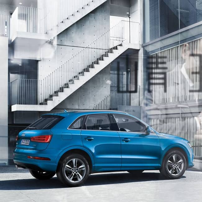 Audi Q3 2015 Price: Audi Q3 Facelift And Its Styling Features